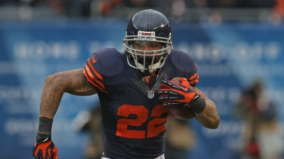 Matt Forte Looking Forward to Catching the Ball