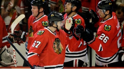 Blackhawks Trade Michael Frolik to Jets