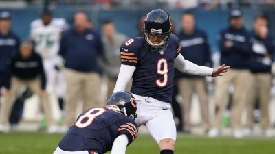 Robbie Gould's Job Is Safe