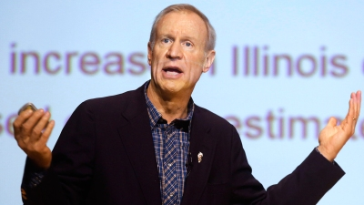 University Poll Shows Rauner's Job Approval Rating Low