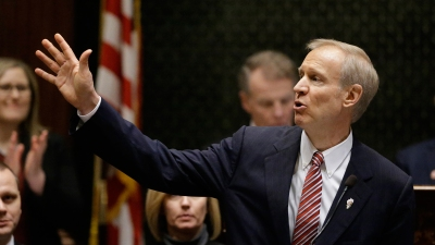 Rauner to File Extension On Personal Income Taxes