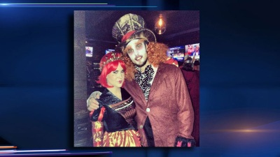 Blackhawks Players Embrace Halloween Spirit