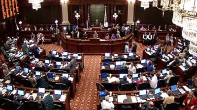 Big Issues Remained on Legislature's Final Day