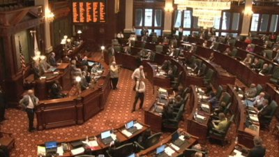 Top Issues Facing Illinois Lawmakers