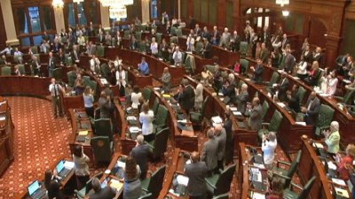 House Won't Vote on Chicago Schools Pension Relief Bill