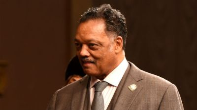 Rev. Jackson Supports Gas Tax Proposed To Combat Violence