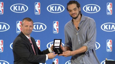 Joakim Noah Tops NBA All-Defensive Team