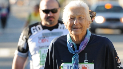 Oldest Female NYC Marathoner Passes Away