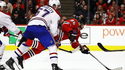 Kane Scores Ridiculous Goal vs. Canadiens