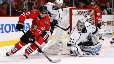 Quenneville Shuffles Up Lines Again for Game 5 vs. Kings