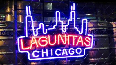 Lagunitas Fires Up First Batch of Chicago Brew