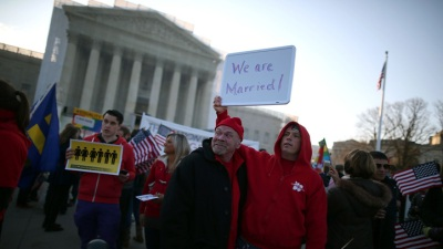 Opinion: If Gay Marriage Is Too Controversial, You're Too Old