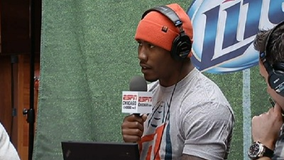 Brandon Marshall Sparks War of Words With Lions