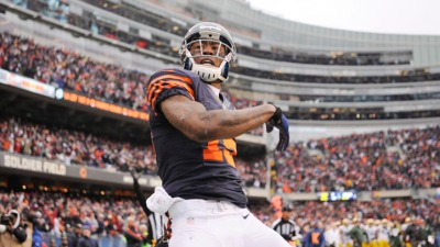 Bear Bites: Brandon Marshall's Day Off