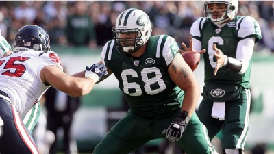 Bears Sign Matt Slauson for One-Year Contract