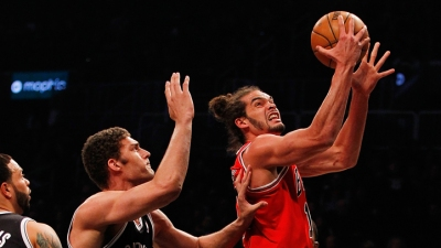 Bulls Beat Nets in Triple OT