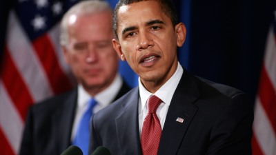 Biden, Obama Heading Back to Battleground Wisconsin