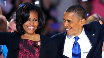 Four More Years ... of Michelle Style