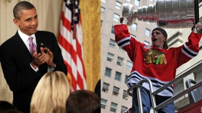 President Will Honor Blackhawks
