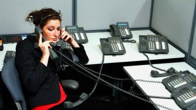 Study: Stressed Bosses