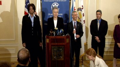 Preckwinkle Blasts Mayor's Crime Strategy