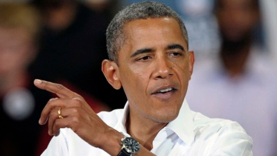 Obama's Sugar Mama
