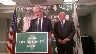 Opinion: Quinn Campaign Muzzles Paul Vallas