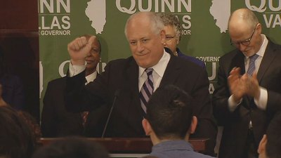 Quinn Scores Teachers Union Endorsement in Bitter Governors Race