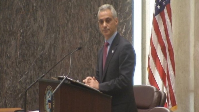 Emanuel Repays City $14,623 for Taxpayer-Funded Trips