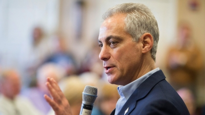 Violence Wanes, But Fear Looms Over Mayor's Race