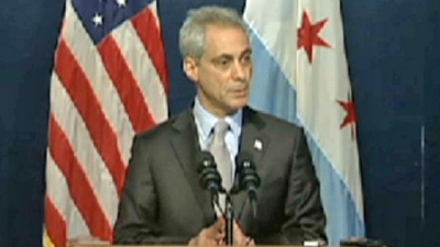 Emanuel Wants State Support for $600 Million Chicago Pension Crisis