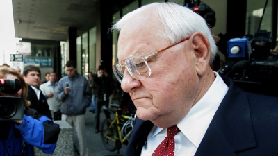 The 12 Most Corrupt Public Officials In Illinois History: George Ryan