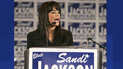 Citizens, Politicians React to Sandi Jackson Resignation