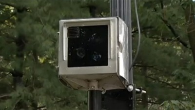 Speed Cameras Net $245,000 in First Month