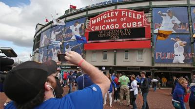 Cubs CEO to Stage Fundraiser at Wrigley Field