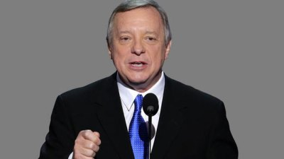 Dick Durbin Seeks to Avoid Eric Cantor's Shocking Fate