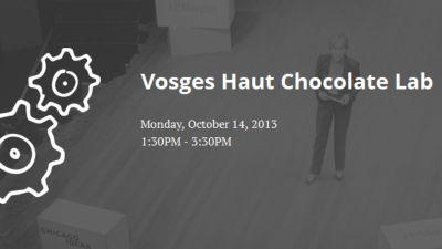Chicago Ideas Week Profiles: Vosges Haut Chocolate Lab