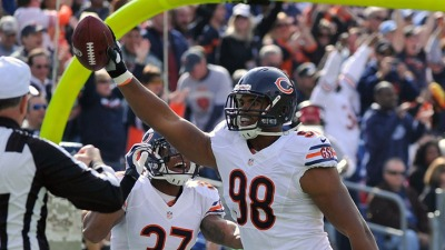 Bears D-Line Takes Another Hit with Wootton Injury