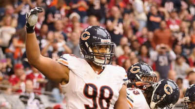 Bears Bites: Wootton Looks to be Ready by Training Camp