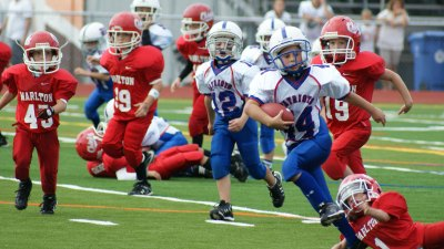 Bill to Ban Youth Football Won't Come Up for Vote