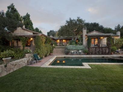 $7,475,000 for a Santa Barbara Hacienda