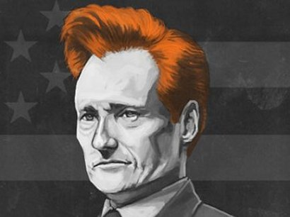 Mike Mitchell i'm with coco conan o'brien