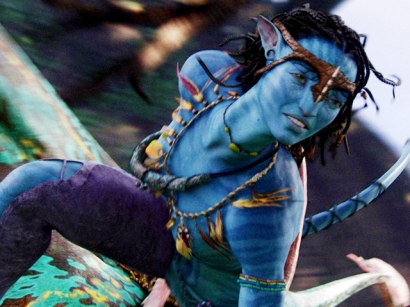 """Avatar"" topped $1 billion at the box office, and is on pace to break the record set by ""Titanic."""