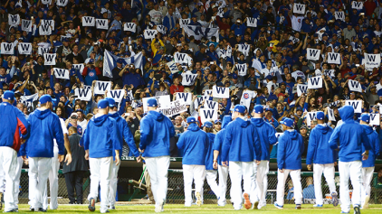 Cubs Set Slew of Records in Game 3 Win