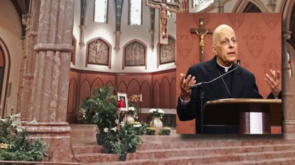 Three Days of Services Planned for Cardinal George