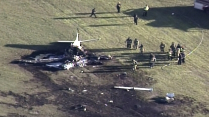 Police ID 2 Killed in Milwaukee Plane Crash