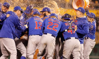 Cubs Win Wild Card Game 4-0 Over Pirates
