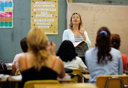 CPS Asks Teachers to Take 7 Percent Pay Cut: Union