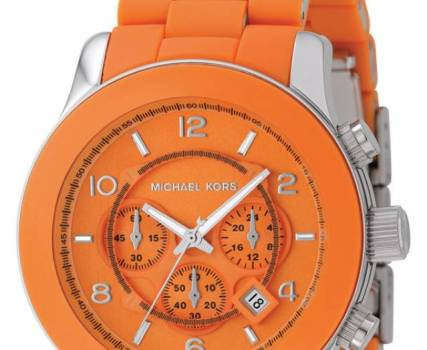 Michael Kors Polyurethane Watch