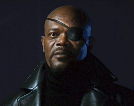 "Samuel L. Jackson to Star in ""Nick Fury"" Movie -- Just Ask Him"